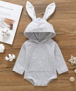 Baby Cute Easter Romper Pajamas 3