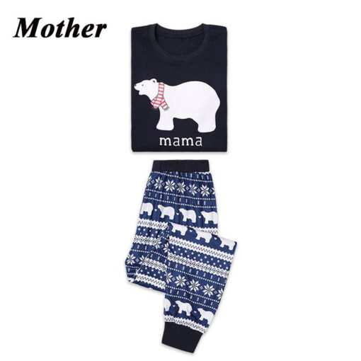 Family Matching Pajamas For Christmas Eve 2