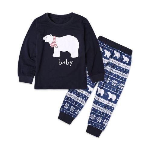 Family Matching Pajamas For Christmas Eve 4