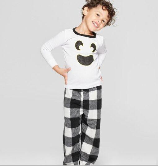 Casual and Comfort Halloween Family Matching Pajamas 4
