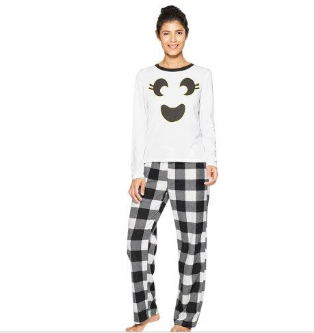Casual and Comfort Halloween Family Matching Pajamas 3