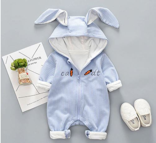 Easter One-suit Pajamas For Infants 1