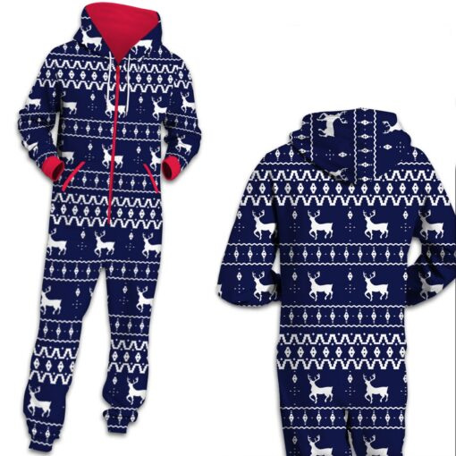 matching christmas pajamas for couples
