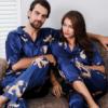 Best Dragon Themed Long Sleeve Pajama Set 16