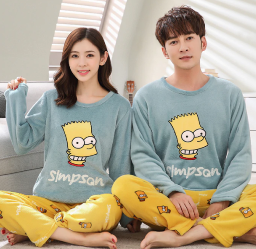 matching pajama sets for couples