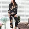 Best Dragon Themed Long Sleeve Pajama Set 12