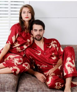 Adorable Dragon Themed Long Sleeve Pajama Set 16