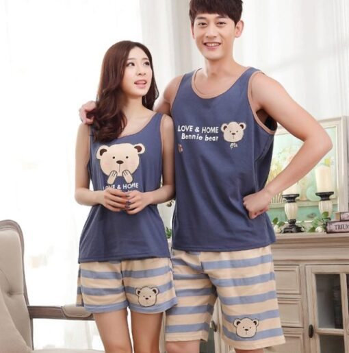 his and hers pajamas sets