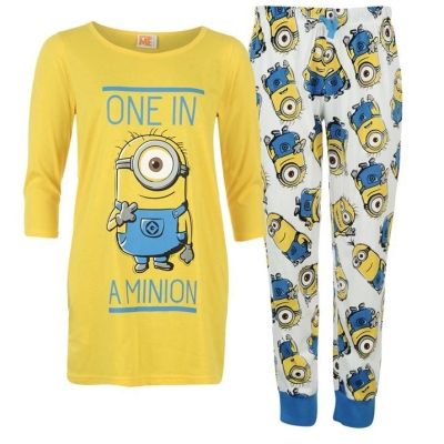 Minion PJs for Adults