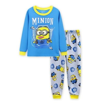 Minion Pajamas for Kids and Toddlers