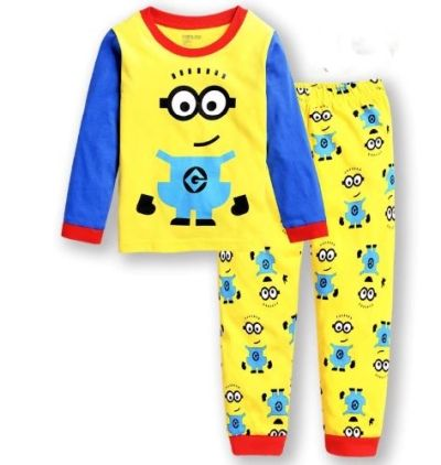 Minion Pajamas