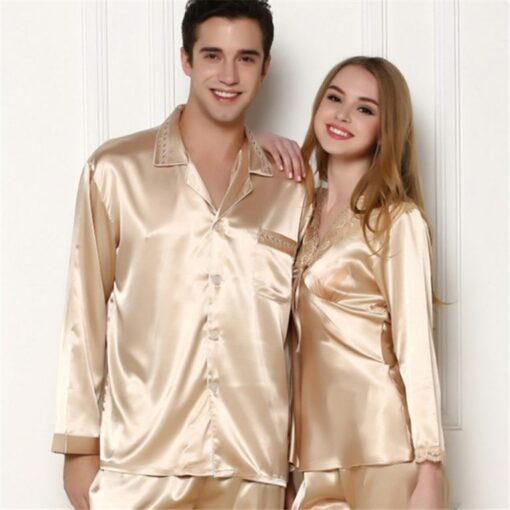 Matching Couple Pajamas To Wear This Winter With Your Other Half 2
