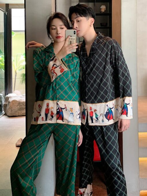Best Matching Holiday Pajama Sets 2