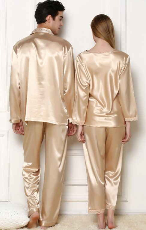 Matching Couple Pajamas To Wear This Winter With Your Other Half 3