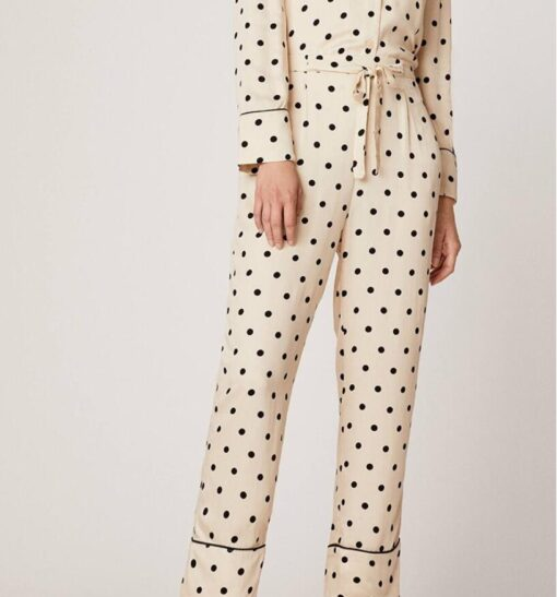 Ploka Dots Pajamas Set 4