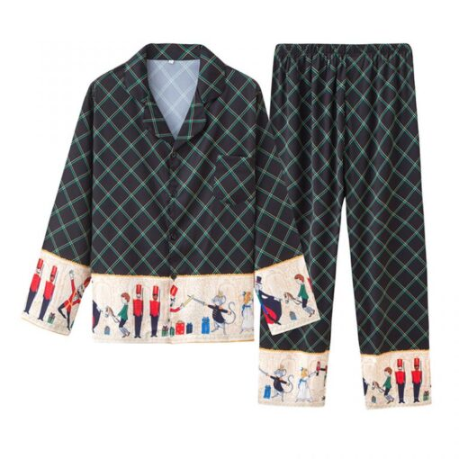 Best Matching Holiday Pajama Sets 5