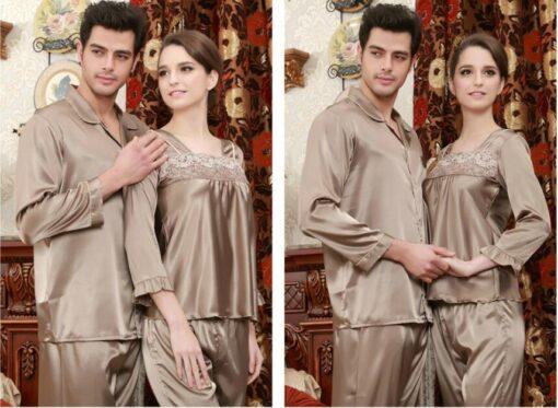Boyfriend And Girlfriend Matching Pajamas 5