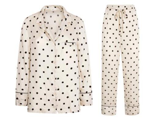 Ploka Dots Pajamas Set 5