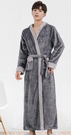 High-Grade Printed Couple Nightwear Pajamas Set 2