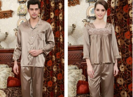 Boyfriend And Girlfriend Matching Pajamas 7